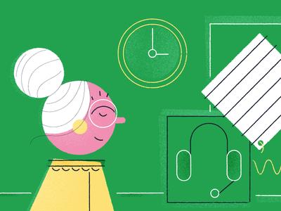 How Customer Service Solves Churn Problems freshworks freshdesk customer support helpdesk guide customer service churn illustration editorial blog