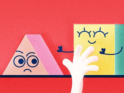 Switching Brands brand loyalty customer support helpdesk illustrator blog freshworks freshdesk illustration