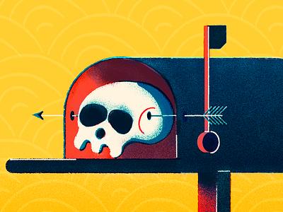 Kill Traditional Inbox freshworks freshdesk editorial illustration blog illustration customer support helpdesk inbox illustration