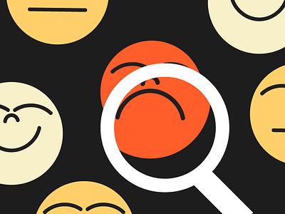 How To Understand Customer Frustration editorial illustration frustration customer support freshworks freshdesk helpdesk vector illustration blog