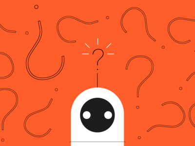 Where Do Bots Fit Into Your Omnichannel Strategy? bots omnichannel helpdesk customer support illustrator blog freshdesk freshworks vector illustration