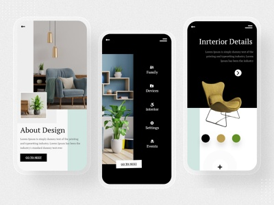 Interior Design App Ui app ui ux real estate app house app typography development agency debut shot landign page creativepeoples branding app store app ui kit product app app design app ui interior design app ui interior design app ui agency