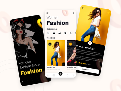 Fashion Mobile App Design illustration ui web design man fashion website app uiux girl fashion sunglass app mobile design mobile app ui online shop online shop app ecommerce design ecommerce app ecommerce app design women fashion