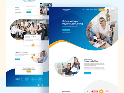 Cretiva Agency Website