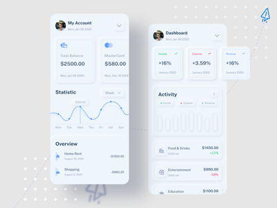 Finance App UI app ui design minimal simple ux ui debut shot creativepeoples branding app icon app concept app ui kit data app dashboard app mobile app app ui ux app design stastics app ui