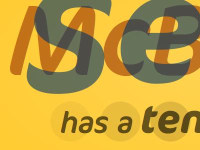 SeanMcB.com - Ten speed theme css3 personal typekit fonts lettering.js jquery