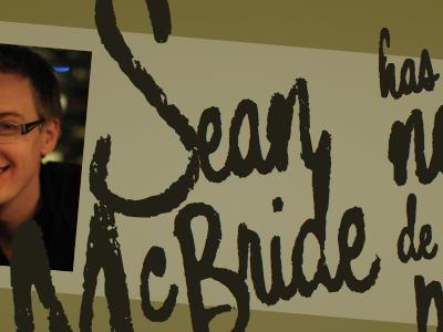 SeanMcB.com - Nom de plume theme css3 personal typekit fonts lettering.js jquery