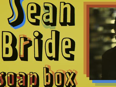 SeanMcB.com - Soap box theme css3 personal typekit fonts lettering.js jquery