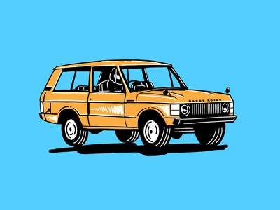Ranger Rover Classic