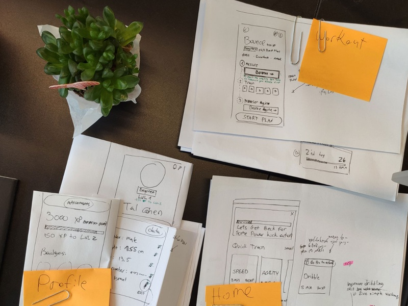 Design Sprint Wireframing design sprint app  design ux design ux user experience