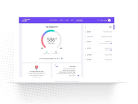 Finance App Overview Feed