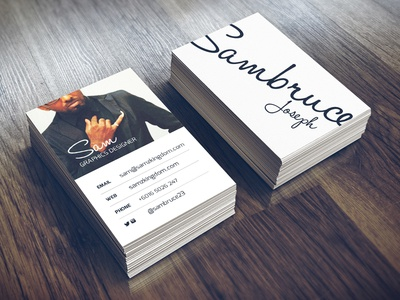 Eleganto Business Card