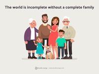 World Family Day - DoodleMango