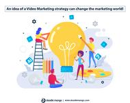 Explainer Video Guide Marketing Illustration