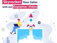 Explainer Video Guide Marketing Illustration 2