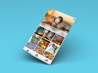 Photo Sharing Profile | UI, iPhone, App