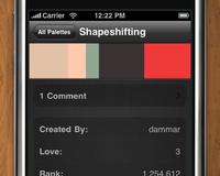 Palette Details