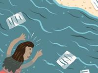 Editorial Illustration by Josh Quick