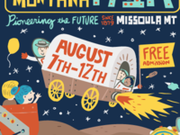 Section of Fair Poster