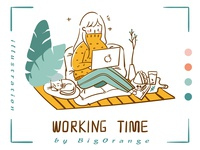Ideal life:Working