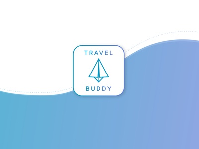 Travel app icon