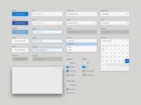 Windows Harmony UI elements windows app interface elements ui desktop windows