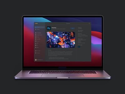 Adobe CC for mac app dektop mac adobe cc adobe