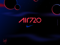 Nike Air Max 720 Cover Illustrations air max nike illustrations cover