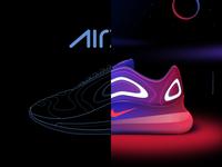 Nike Air Max 720 Illustrations illustrations nike shoes nike air max nike
