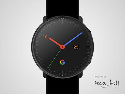 Google Smart Watch ui watch smart watch google
