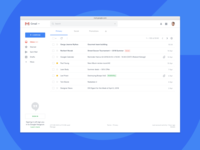 Gmail Redesign Concept — Elements