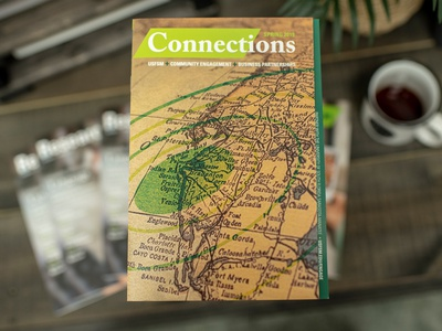 Connections Publication: Cover