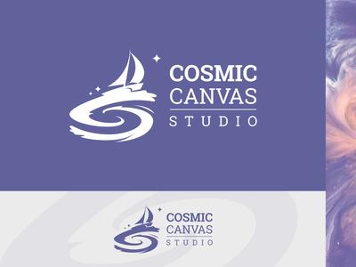 Cosmic Canvas Logo