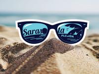 Weekly Warmup: Sarasota Sticker