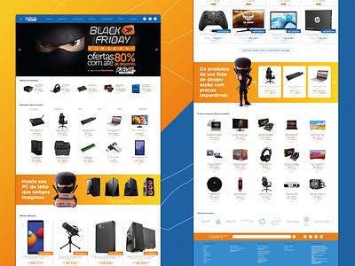 Details redesign e-commerce Kabum! web ecommerce design design ux design ui wireframe ecommerce tecnologia design uxdesign uidesign uxui uxuidesign