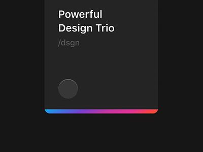 Active Around Meeting – Animation colors meeting macos ui dsgn application attendees desktop app animation gradient around app app