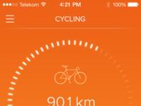 Activity cycling