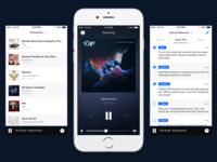 Radio app [redesign]