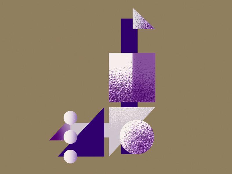 Letter J lila letter j geometric flat  design logo design line art letter design icon 36 days of type type logotype graphic design drawing design typography lettering illustration