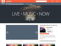 Radiobox Homepage latest