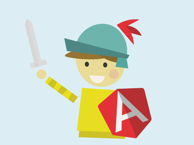 Knight red sword knight angularjs js angular