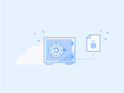 Web Server Security website web security digitalocean connection blue