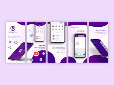 Flash Browser_ui design