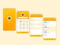 litebee browser_ui design