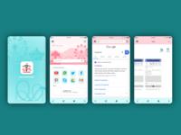 carousel browser_ui design