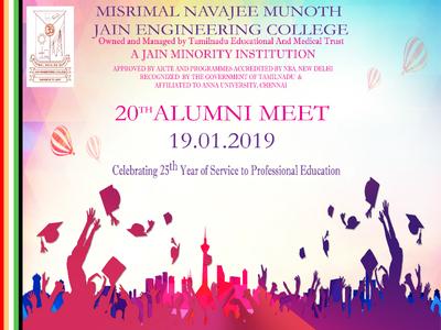 Alumni Meet Banner