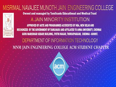 Acm Banner