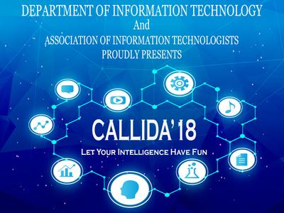 Callida'18 Banner