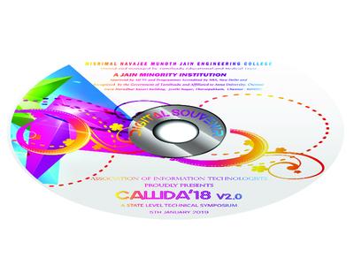 Callida CD Cover