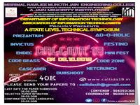 CALLIDA'18 Official Poster 2